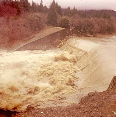 1964 Eel River Flood