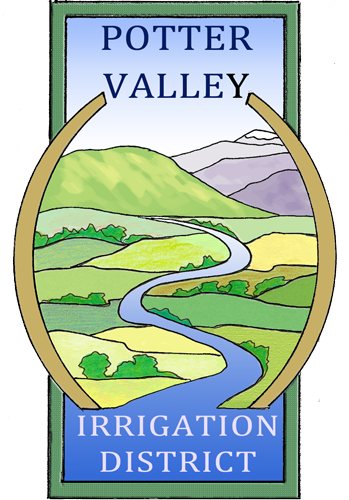 Potter Valley Irrigation District Logo